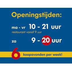 IKEA Delft openingstijden