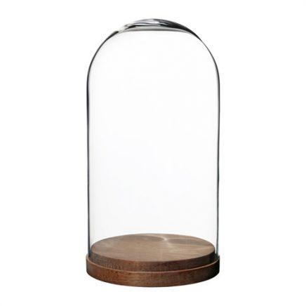 IKEA HÄRLIGA glazen stolp