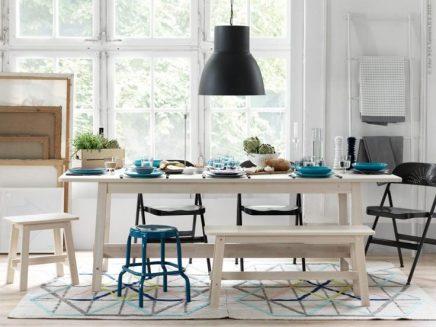 ikea hektar lampen inrichting. Black Bedroom Furniture Sets. Home Design Ideas