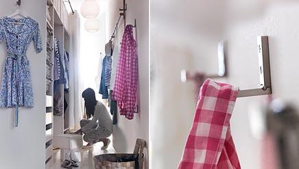 Inloopkast Interierstylist Gaila : Inloopkast inrichten van ikea elvarli inrichting huis