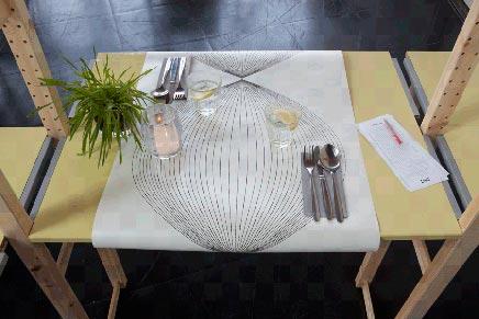 IKEA inrichting van IkHa restaurant