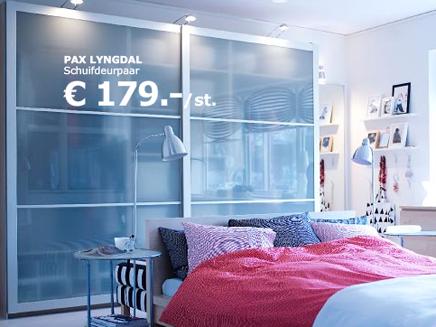 Ikea Kasten Van Pax Inrichting Huiscom