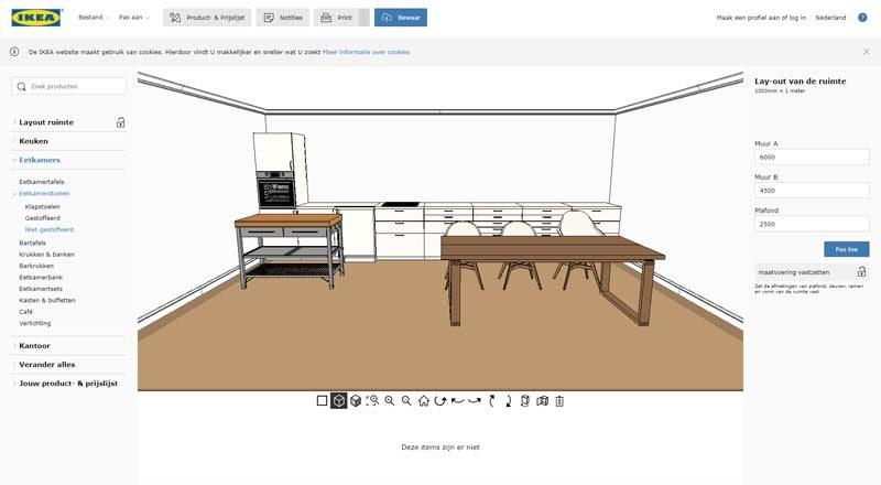 ikea keukenplanner 3d