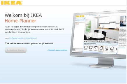 IKEA keukenplanner