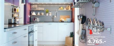 Ikea keuken kosten