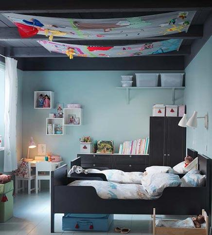 Ikea kinderkamer 2013 inrichting - Deco kinderkamer ...