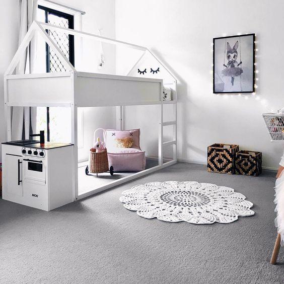 IKEA Kura bed hoogslaper