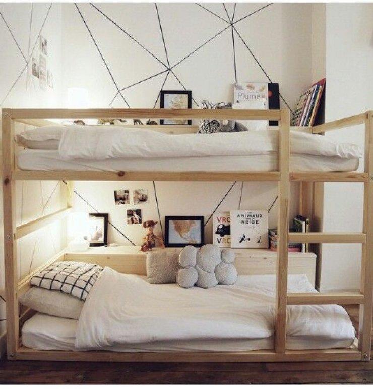 IKEA Kura bed stapelbed