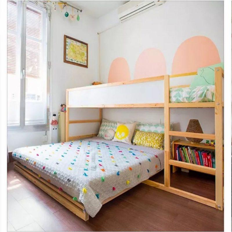 Het Ikea Kura Bed Inrichting Huis Com
