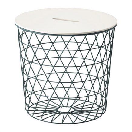 Ikea draadmand tafel