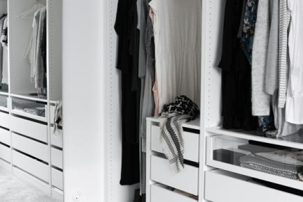 IKEA PAX inloopkast van Mia
