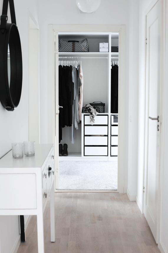 ikea pax inloopkast van mia inrichting. Black Bedroom Furniture Sets. Home Design Ideas