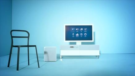 IKEA Uppleva televisie