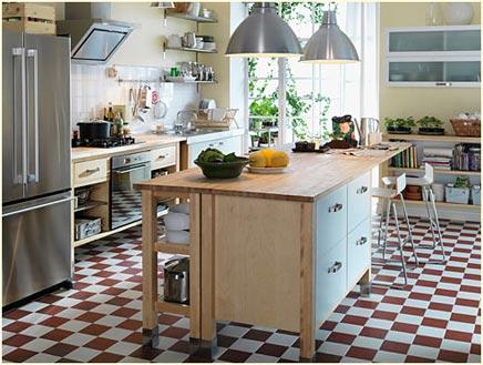 Keuken Ikea Inrichting : Ikea vrijstaande keukens inrichting huis