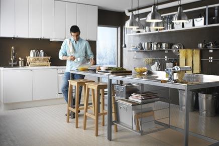 Keuken werkbank ikea