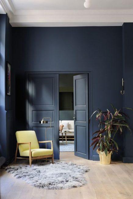 In dezelfde kleur schilderen als de muur | Inrichting-huis.com