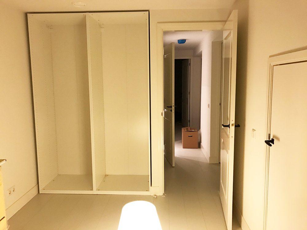 inbouwkast met ikea pax | inrichting-huis, Deco ideeën