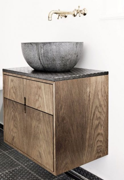 Inbouwkraan in de badkamer | Inrichting-huis.com