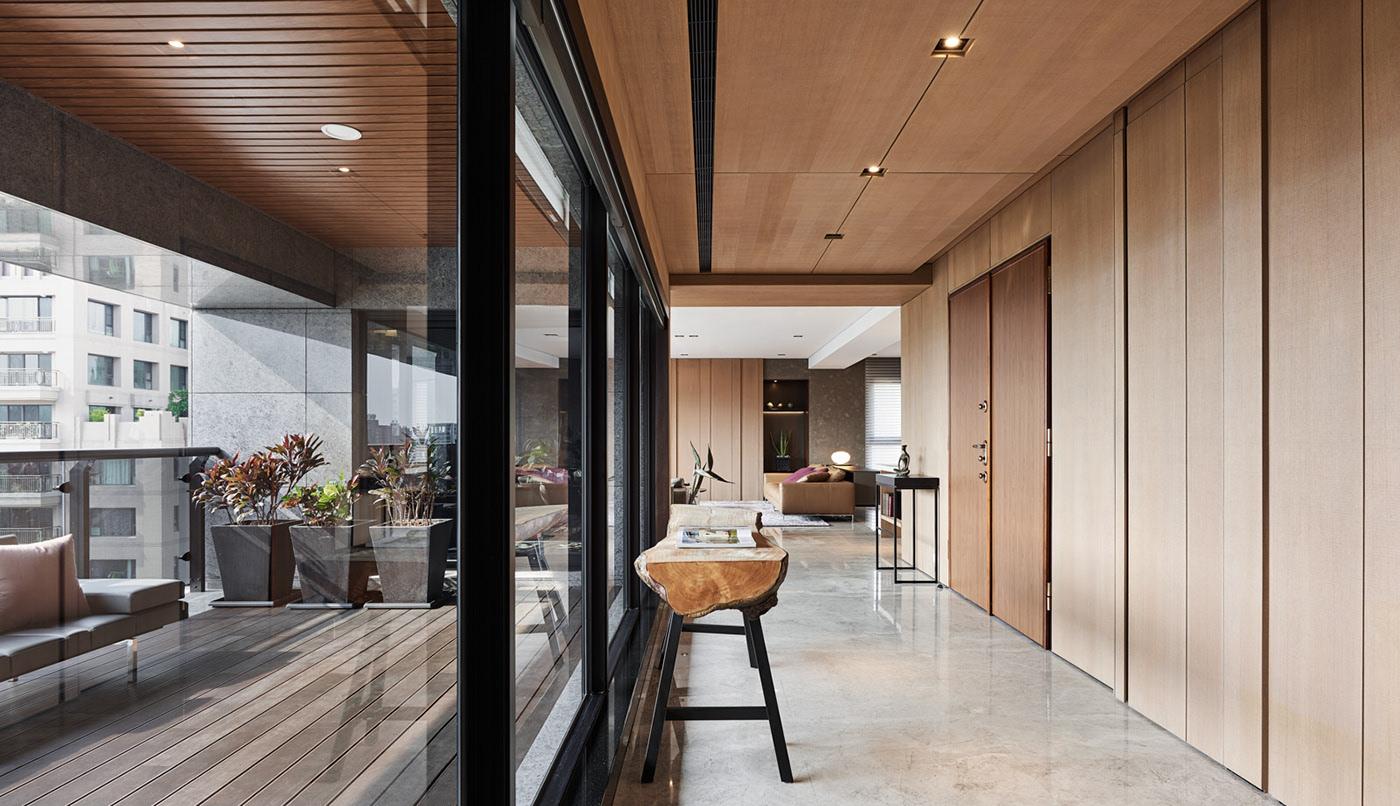 inbouwspots houten plafond