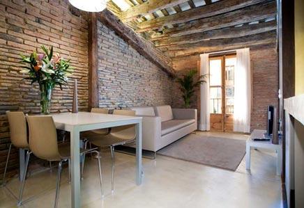 Industrieel en modern gecombineerd in woning inrichting - Interiores rusticos modernos ...