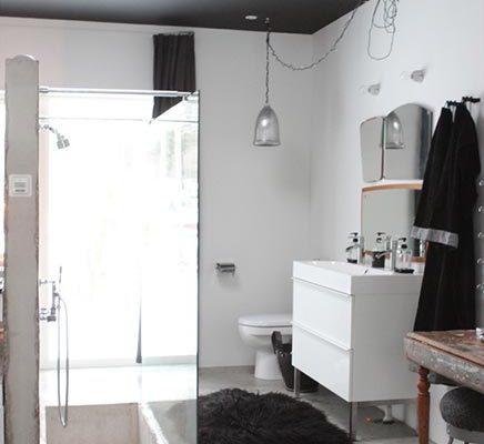 Industriële badkamer van Maliin Stoor