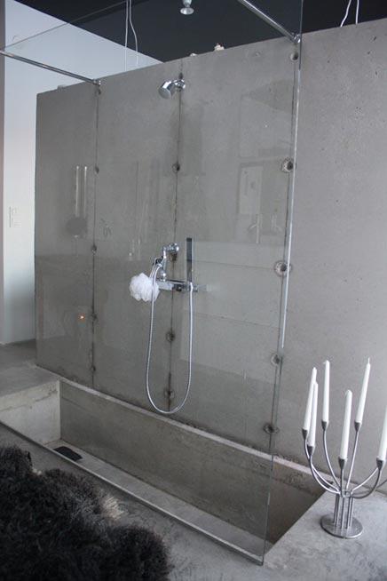 Industriële badkamer van Maliin Stoor   Inrichting-huis.com