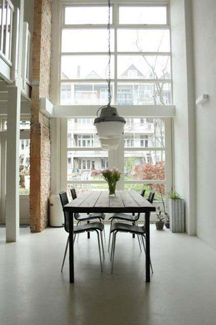 Industriële keuken uit Rotterdam