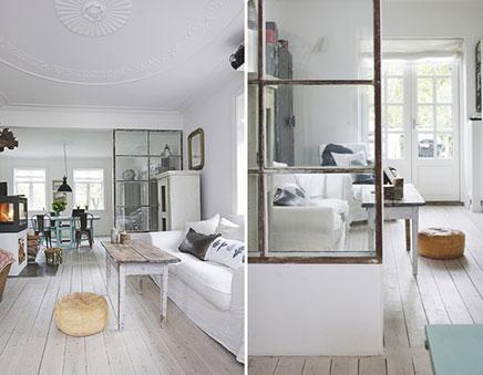 Industriële keuken in een Scandinavisch huis  Inrichting-huis.com