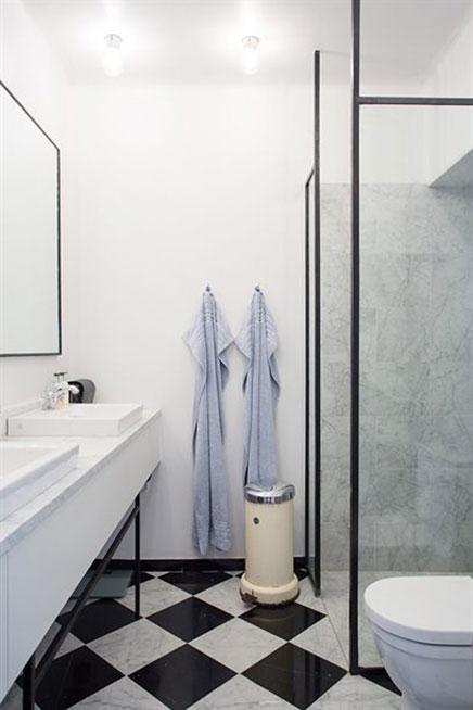 Industri le klassieke chique badkamer inrichting - Klassieke chique decoratie ...