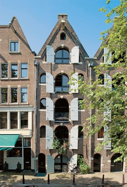 Industriele loft in Amsterdam
