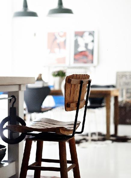 Industri le vintage inrichting van dusty deco inrichting for Deco oude huis