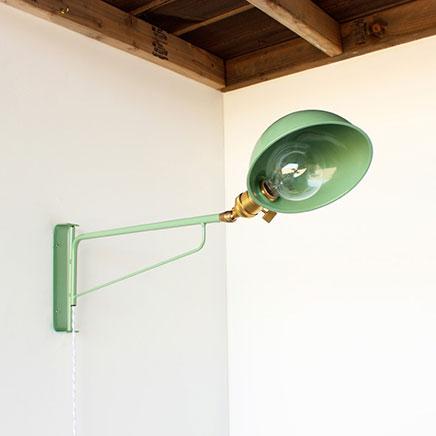 Industriele wandlamp Onefortytrhee
