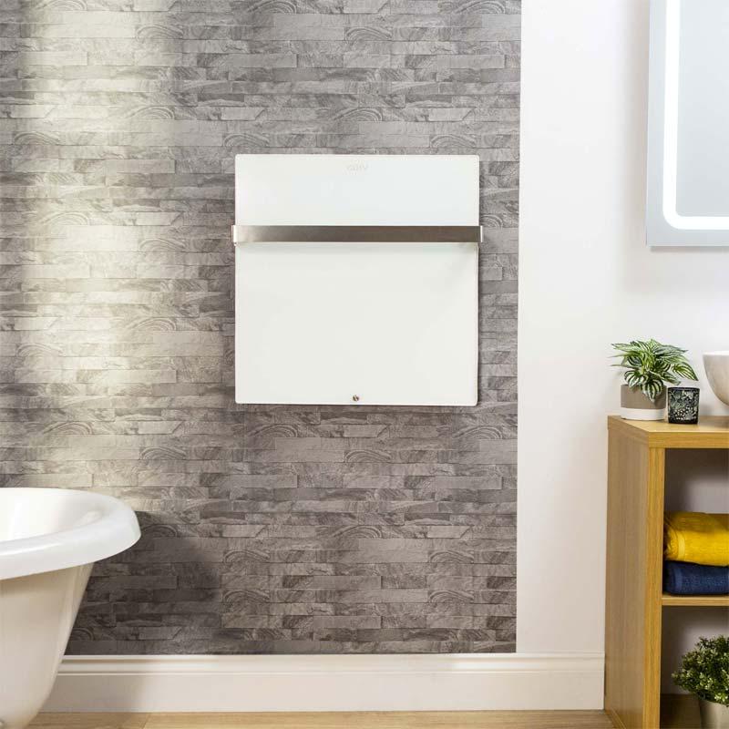 infrarood verwarming badkamer compact