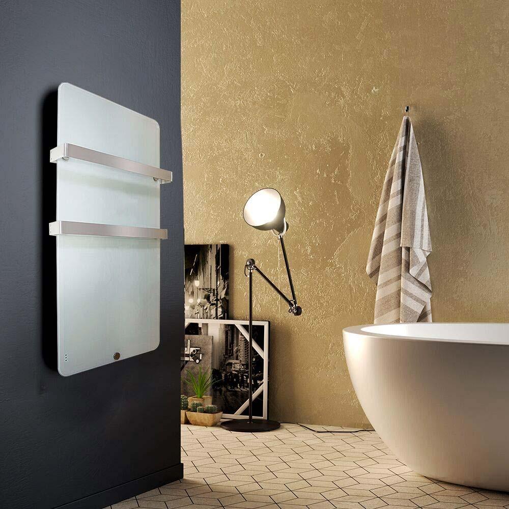 infrarood verwarming badkamer handdoeken