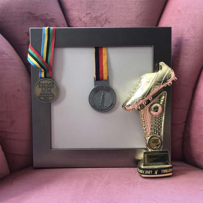 medaille inlijsten