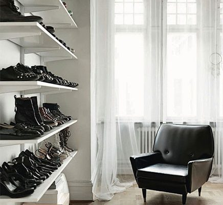 Inloopkast ideeën door interieurstylist Emma Persson Lagerberg