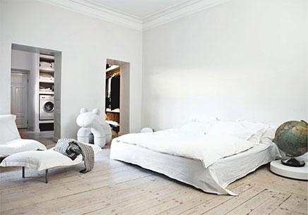 Inloopkast van interieurontwerpster Tanja Janicke