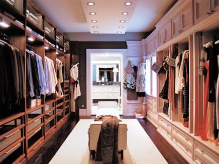 Wohnideen Für Männer begehbarer kleiderschrank teilen wohnideen einrichten