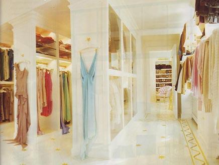 Begehbarer kleiderschrank Mariah Carey
