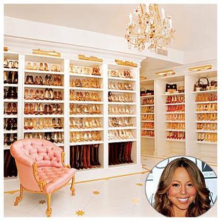 Inloopkast Mariah Carey
