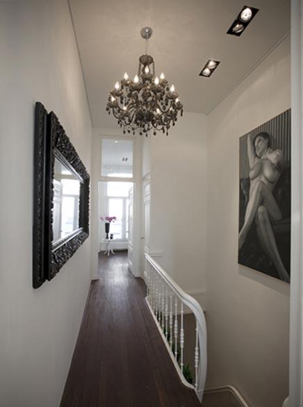 Inrichting statig appartement p c hooftstraat inrichting - Huis slaapkamer ...