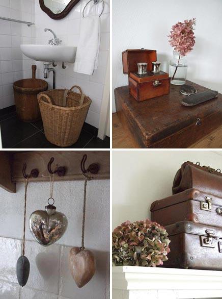 Corine de inrichting van haar huis inrichting - Inrichting van toiletten wc ...