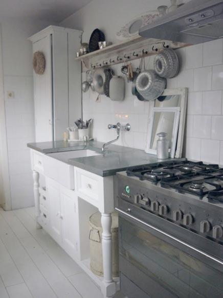 Ilona de Jong & de inrichting van haar huis  Inrichting-huis.com