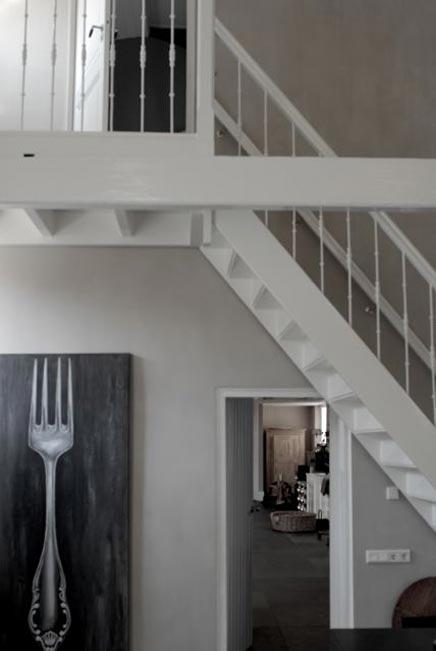 Inrichting van het huis van ilse van de Meerakker