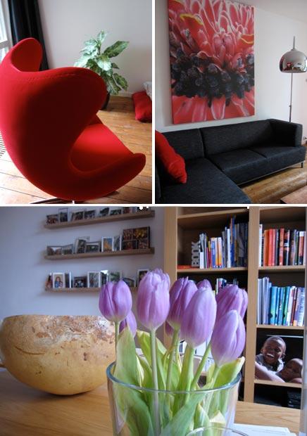 ... van den Hark & de inrichting van haar huis  Inrichting-huis.com