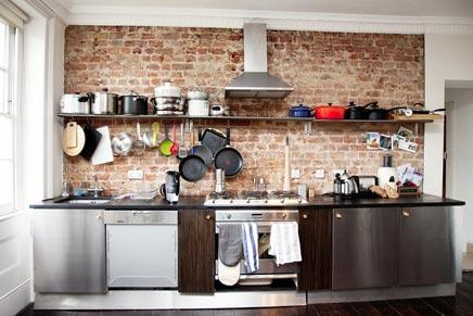 Inrichting keuken van Tim Soar
