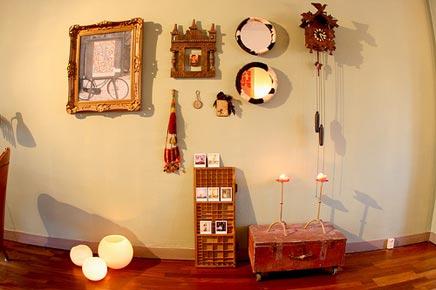Inrichting woonkamer van Lenneke Kooijman