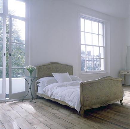 Inrichting van een victoriaanse huis in londen inrichting - Inrichting van een lounge in lengte ...