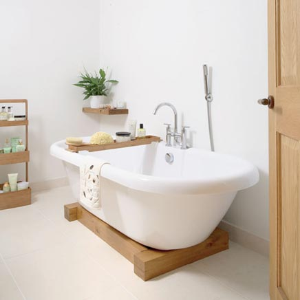 Inspiratie voor de inrichting van je badkamer