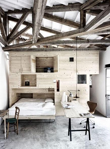 Inspiratie voor een klein huis inrichting for Inrichting kleine woning
